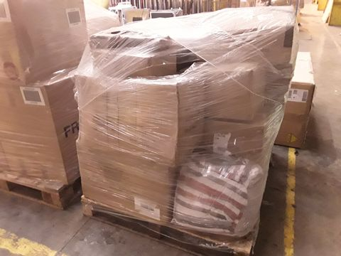 Lot 13509 PALLET OF ASSORTED ITEMS TO INCLUDE: