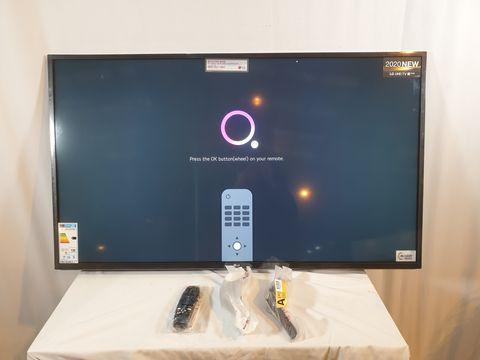 Lot 786 LG THINQ 50UN73 50 INCH 4K UHD SMART TELEVISION