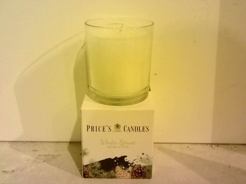 Lot 1344 PRICE'S SCENTED CANDLE