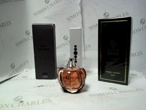 Lot 8215 LOT OF A LARGE QUANTITY OF ASSORTED FRAGRANCE ITEMS, TO INCLUDE DIOR POISON GIRL, ZARA TRUE LEATHER EDP, ESSENS PARFUM, ETC
