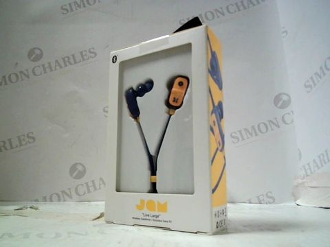 Lot 66 JAM LIVE LARGE WIRELES HEADPHONES