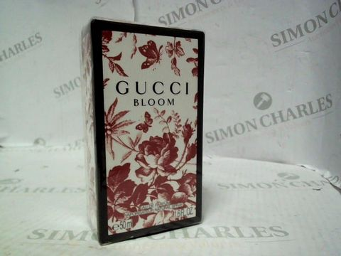 Lot 5019 BRAND NEW AND SEALED GUCCI BLOOM EDP 50ML