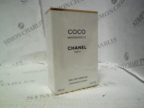 Lot 5060 BRAND NEW AND SEALED CHANEL COCO MADEMOISELLE EDP 100ML