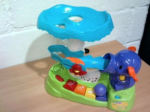 Lot 800 VTECH POP AND PLAY ELEPHANT RRP £44.99