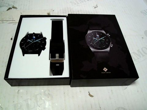 Lot 152 BOXED UNBRANDED SMARTWATCH