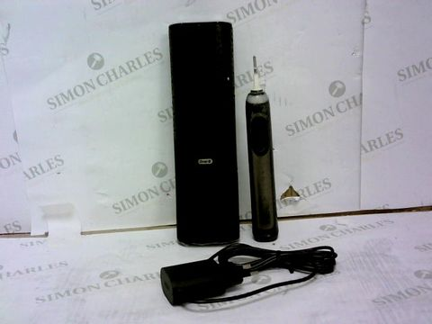 Lot 307 ORAL-B GENIUS X LUXE EDITION WITH ARTIFICIAL INTELLIGENCE ANTHRACITE GREY ELECTRIC TOOTHBRUSH RRP £177.00