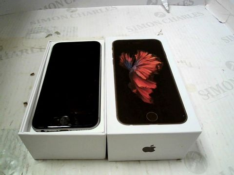 Lot 297 APPLE IPHONE 6 (A1586) SMARTPHONE - CAPACITY UNKNOWN
