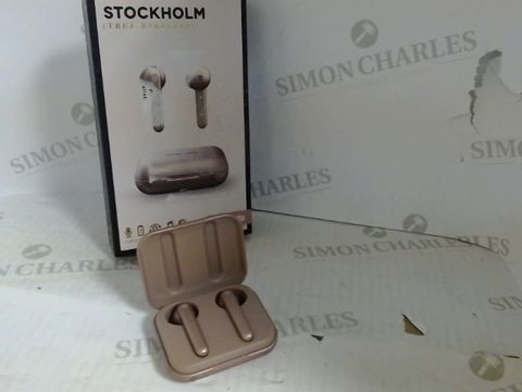Lot 7513 URBANISTA STOCKHOLM TRUE WIRELESS EARBUDS