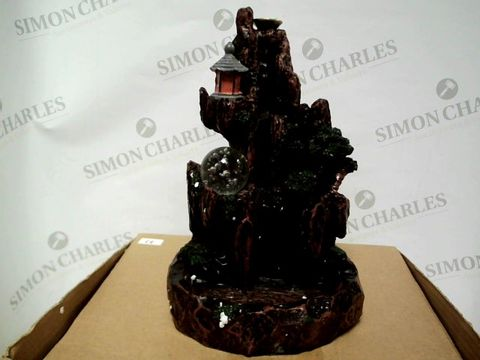 Lot 7343 WATER FEATURE STYLE ORNAMENT