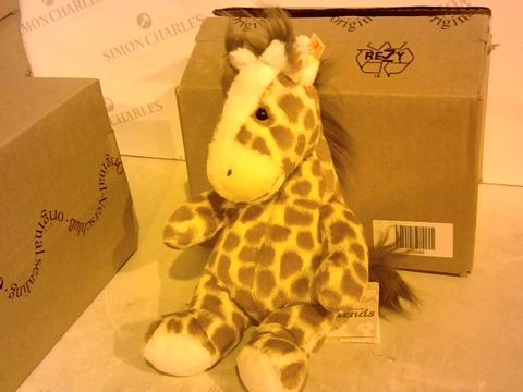 Lot 2852 STEIFF SOFT CUDDLE FRIENDS GIRAFFE