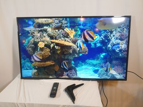 Lot 751 CELLO C5020DBD 50 INCH 4K UHD SMART TELEVISION