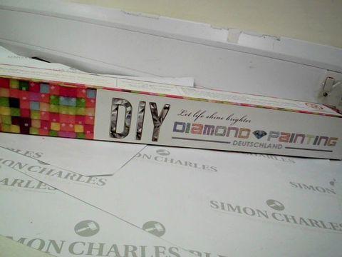 Lot 7517 DIAMOND PAINTING DIY KIT 50 x 90