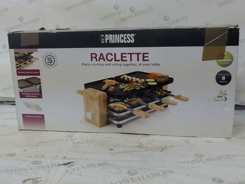 Lot 1115 PRINCESS 01.162910.02.001 RACLETTE