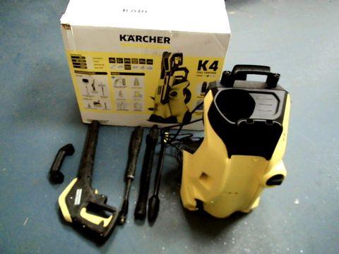 Lot 15477 KARCHER K4 FULL CONTROL PRESSURE WASHER