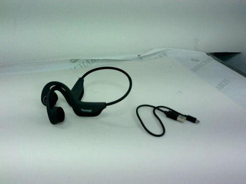 Lot 4171 TAYOGO BONE CONDUCTION HEADPHONES BLUETOOTH 5.0 OPEN-EAR WIRELESS SPORTS HEADSETS