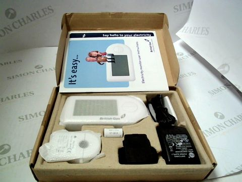 Lot 7632 BOXED ELECTRICITY MONITOR