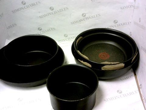 Lot 1038 TEFAL INGENIO INDUCTION EXPERTISE PAN SET