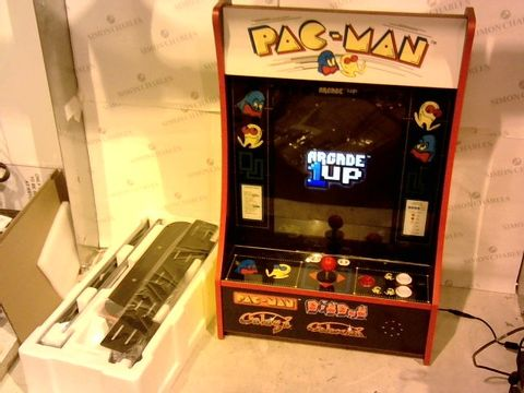 Lot 11361 ARCADE1UP PAC-MAN PARTY-CADE