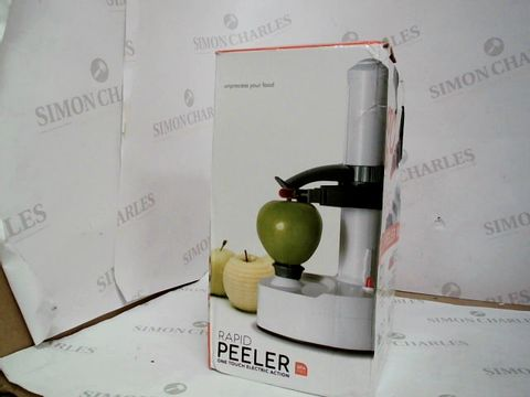 Lot 311 RAPID PEELER - ELECTRIC