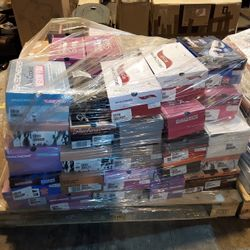 Lot 4004 PALLET OF APPROXIMATELY 69 PAIRS OF ASSORTED SHOES TO INCLUDE: