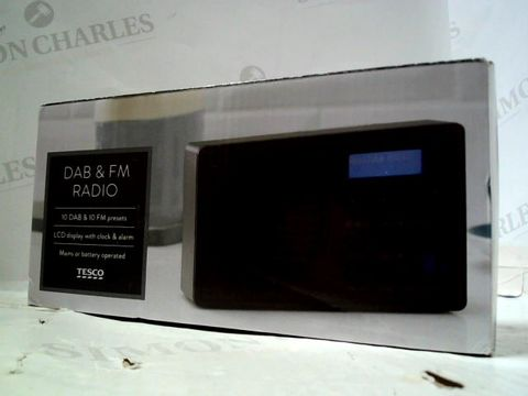 Lot 224 DAB & FM RADIO