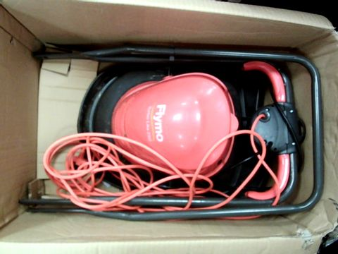 Lot 15302 FLYMO TURBO LITE 250 ELECTRIC HOVER LAWN MOWER