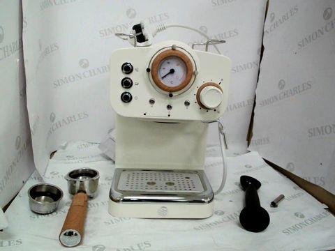 Lot 9052 SWAN ESPRESSO COFFEE MAKER
