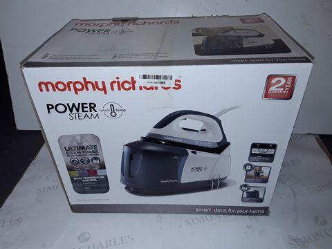 Lot 9123 MORPHY RICHARDS POWER STEAM IRON