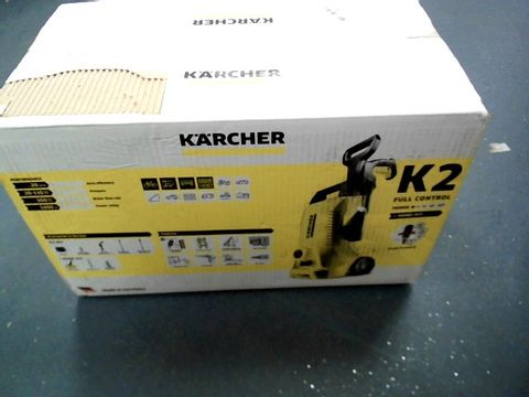 Lot 10109 KÄRCHER K2 FULL CONTROL HOME PRESSURE WASHER