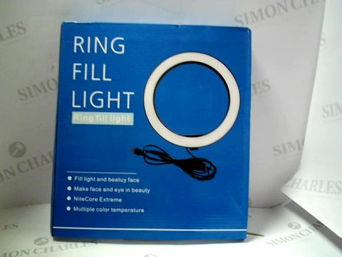 Lot 7629 BOXED RING FILL LIGHT
