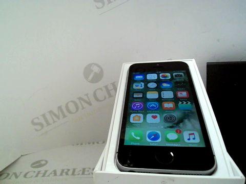 Lot 1076 APPLE IPHONE SE 16GB SMARTPHONE