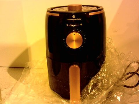 Lot 15300 COOKS ESSENTIALS 1.8L COMPACT AIR FRYER