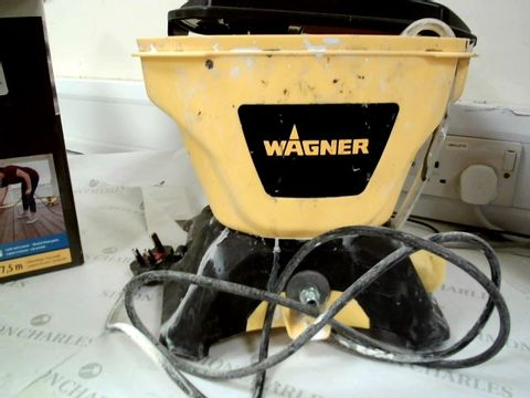 Lot 12523 WAGNER 2394313 AIRLESS CONTROL 150 M PAINT SPRAYER