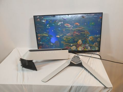 Lot 742 ALIENWARE AW2720HF 27 INCH FULL HD (1920 X 1080) GAMING MONITOR