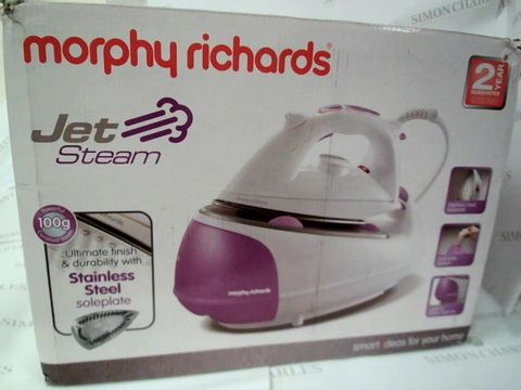 Lot 1512 MORPHY RICHARDS JET STEAM IRON