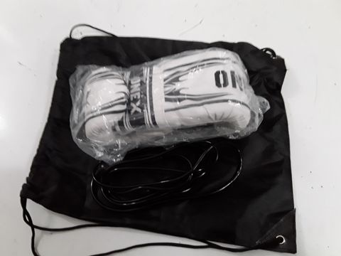 Lot 1219 PAIR OF ONE-X BAG TRADING MITTS