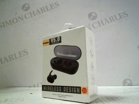 Lot 3059 v5.0 wireless headset