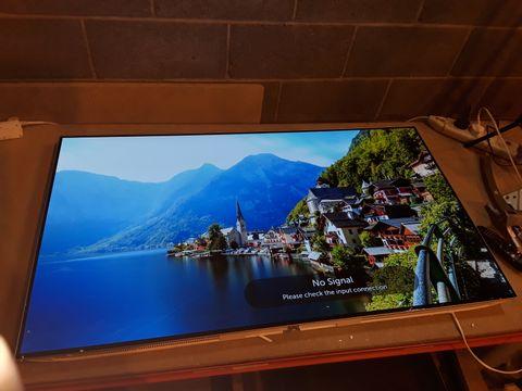 """Lot 110 LG OLED55B7V OLED HDR 4K ULTRA HD SMART TV, 55"""""""