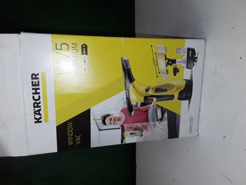 Lot 277 KARCHER WV5 PREMIUM WINDOW VAC