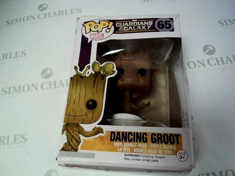 Lot 176 DANCING GROOT POP FIGURE
