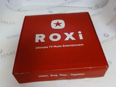 Lot 3590 ROXI ULTIMATE TV MUSIC ENTERTAINMENT