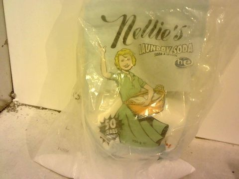 Lot 10026 NELLIE'S ALL-NATURAL LAUNDRY SODA