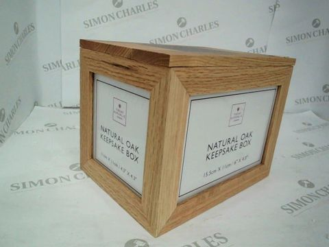Lot 5060 PERSONALISED CONTEPORARY STORAGE BOX
