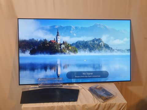 Lot 7 LG OLED55B6V-ES 55 INCH OLED 4K ULTRA HD PREMIUM SMART TV