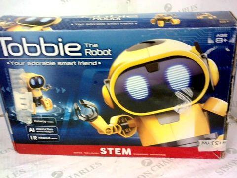 Lot 2844 TOBBIE THE ROBOT