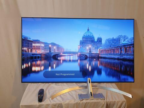 Lot 31 LG 55 INCH OLED55B7V-ES OLED 4K ULTRA HD PREMIUM SMART TV
