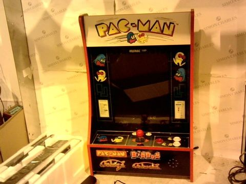 Lot 15682 ARCADE1UP PAC-MAN PARTY-CADE