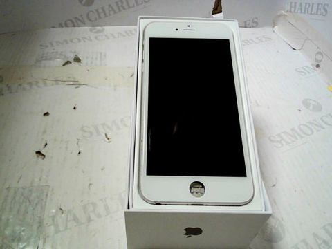 Lot 392 BOXED APPLE IPHONE 6 PLUS (A1524) SMARTPHONE - CAPACITY UNKNOWN