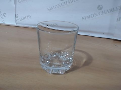 Lot 1154 PERSONALISED WHISKY GLASS RRP £16.00