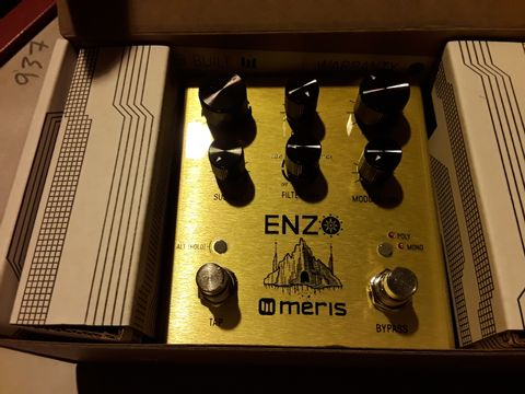 Lot 79 ENZ MERIS SYNTHERSIZER